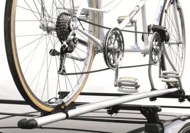 Peruzzo RÓMA TANDEM kerékpártartó tetőre