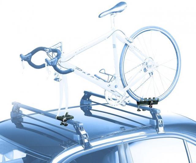 Peruzzo TOUR kerékpártartó tetőre versenykerékpárhoz
