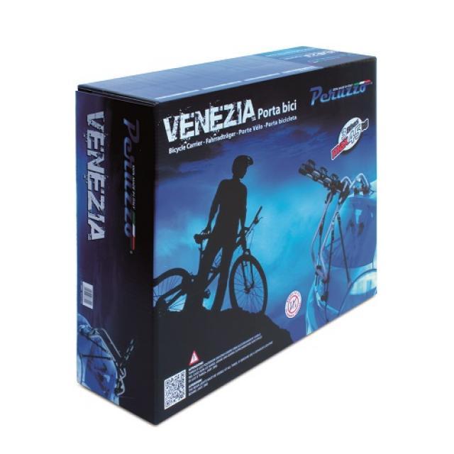 Peruzzo VENEZIA 3 antracit kerékpártartó hátsó ajtóra