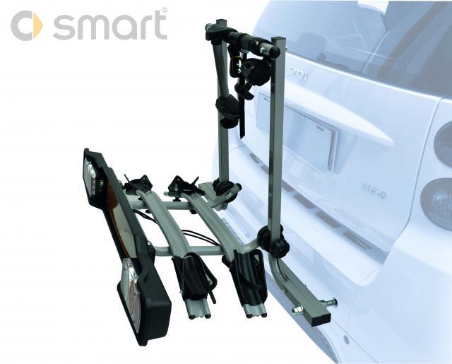 Peruzzo SMART Rack Delux 2 kerékpártartó hátsó