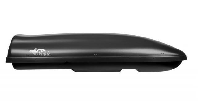 NEUMANN Whale 200 Antracit tetőbox