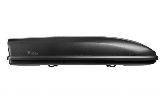NEUMANN Whale X Line Antracit tetőbox