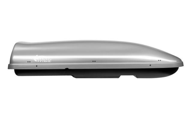NEUMANN Whale 200 tetőbox ezüst