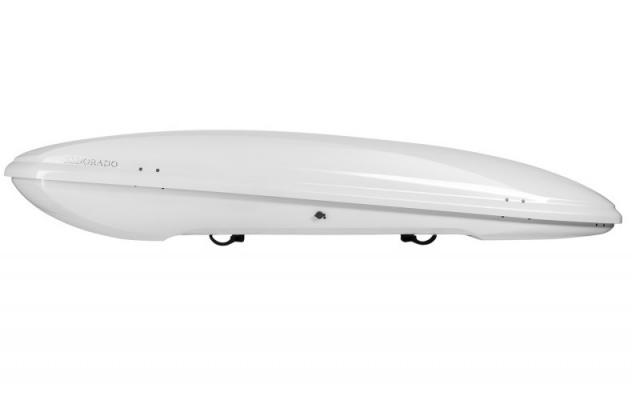 NEUMANN Eldorado fehér tetőbox