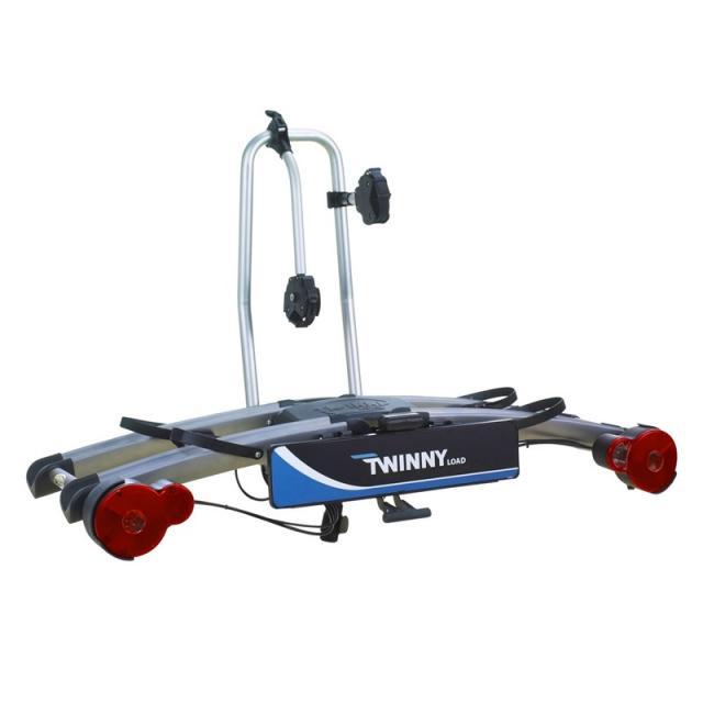 Twinny Load e-Wing 2 e-bike összecsukható kerékpártartó vonóhorogra