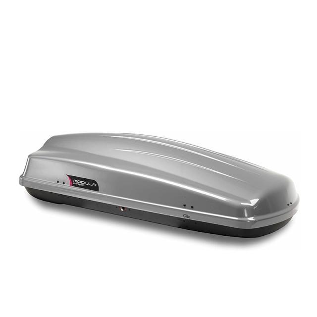 Modula CIAO 430 ezüst tetőbox