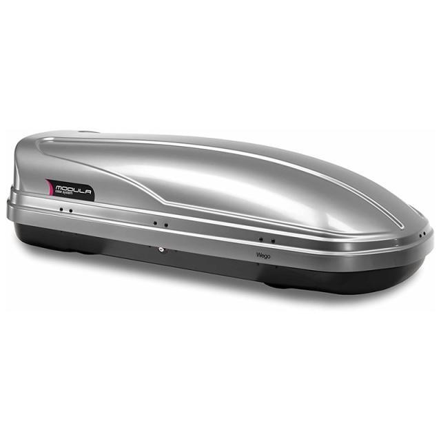 Modula WEGO 450 ezüst tetőbox