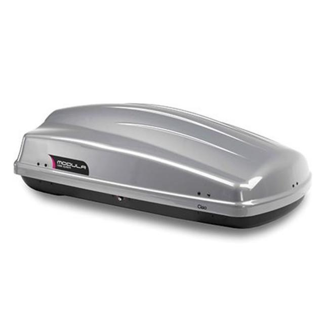 Modula CIAO 340 ezüst tetőbox