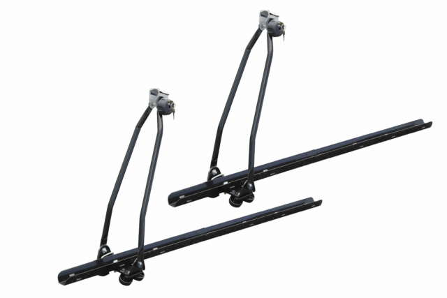 Bicycle Gear 2 db zárható kerékpártartó tetőre